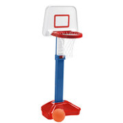 Basketball Hoop w/ Ball